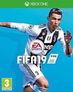 FIFA 19 Xbox One £24 Download Code from Amazon