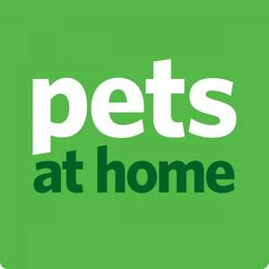 20% off everything @ Pets at Home