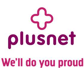 Plusnet - 7GB of Data for £13 (12 Month Contract) - £156
