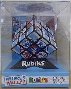 Rubix cube Where's Wally Special Edition - £3 instore @ Sainsbury's