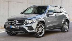Mercedes-Benz GLC GLC250 Urban Edition lease £292.75pm x 24 Months @ Applied Leasing Deals. Total Cost - £9,728