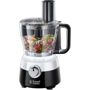 Russell Hobbs Horizon Food Processor - Black was £59.99, then £44.99 Now £38.24 Free C&C @ RobertDyas