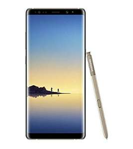 (Price Reduced Again) Samsung Galaxy Note 8 64GB Maple Gold (£359 Using A Fee Free - £370.40 Without) @ Amazon Germany