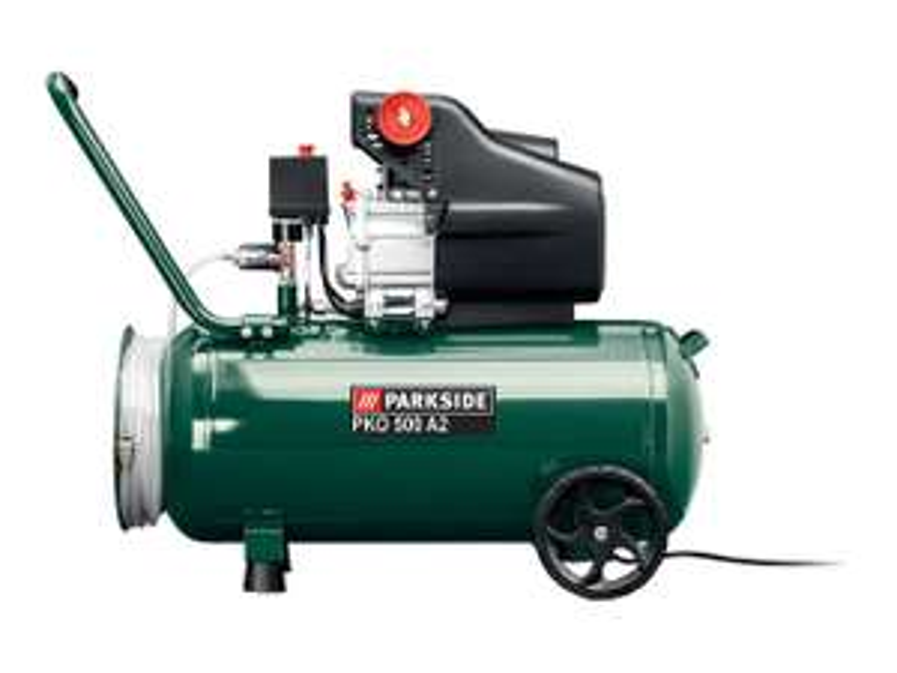 Parkside 50L Compressor £99 @ Lidl