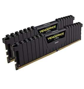 Corsair Vengeance 2 x 16 GB DDR4 3200 MHz C16 XMP Desktop Memory Kit £203.49 Amazon