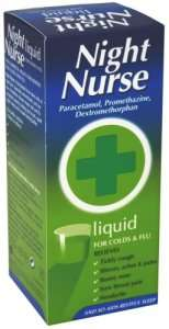 Night Nurse Tablets £3.29 or Liquid £4.59 @ Weldricks