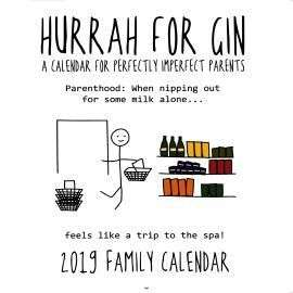 Free delivery on 1st orders w/code + possible extra 10% eg Hurrah for gin family planner £4.99 / 2019 Annuals £1.99 delivered @ Book People