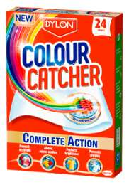 Free Dylon Colour Catcher Sheets
