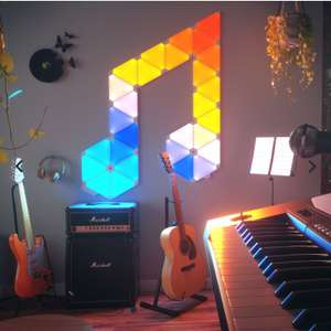 9 panel Nanoleaf for £143.99 with Unidays discount 20% off @ Firebox