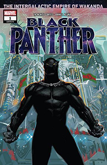 5 free Black Panther digital comics at Marvel.com