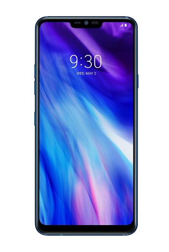 LG G7 ThinQ 64GB Single SIM (Unlocked for all UK networks) - Moroccan Blue £332 @ Wow Camera