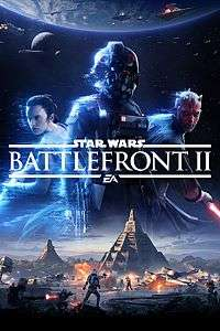 (Xbox One) Star Wars Battlefront 2 £5 @ Microsoft Store