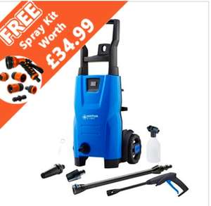 Nilfisk C110.7-5 X-tra Pressure Washer £69.99 (including £45 of accessories) @ Clean Store