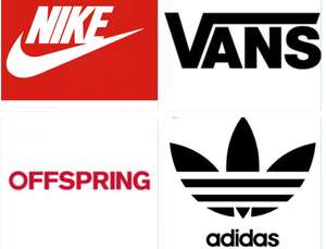 Offspring further reductions up to 60% off trainers Nike Adidas Vans  converse puma   Offspring 7177060453