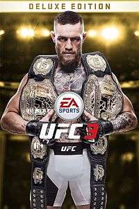 EA SPORTS UFC 3 Deluxe Edition Xbox One £12.49 at Xbox Store Argentina