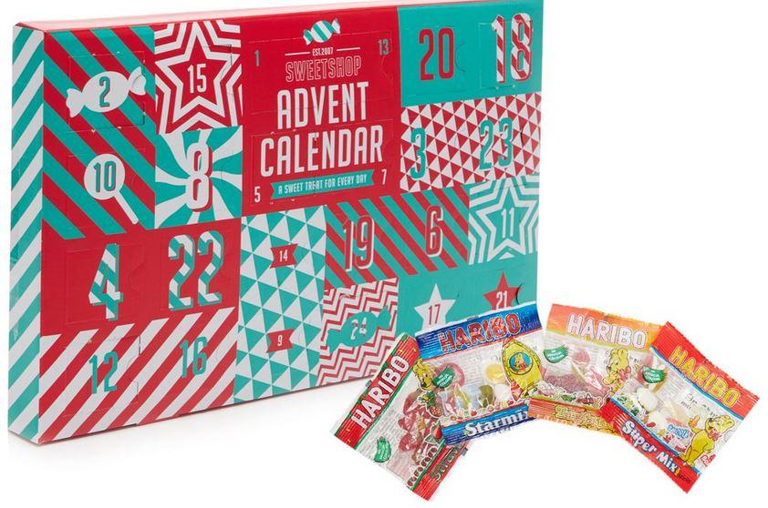 Debenhams - Haribo Advent Calendar - £4.20 - Free C&C