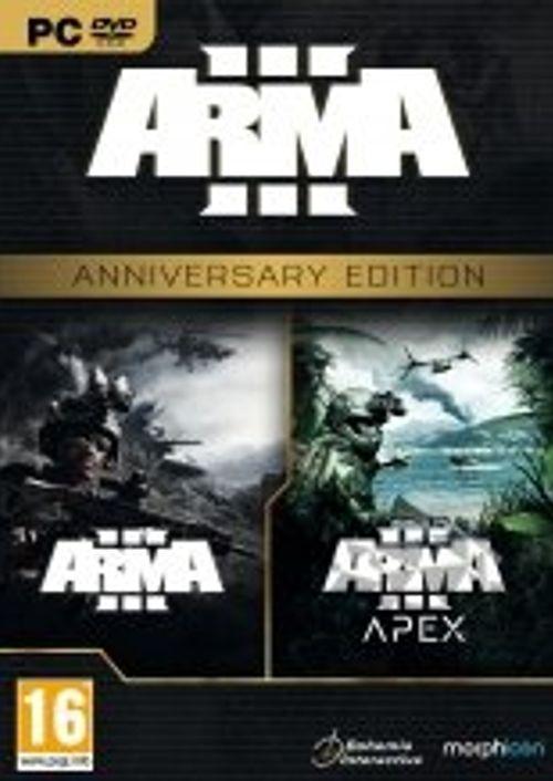 Arma 3 + Apex DLC - £25.99 @ CDKeys