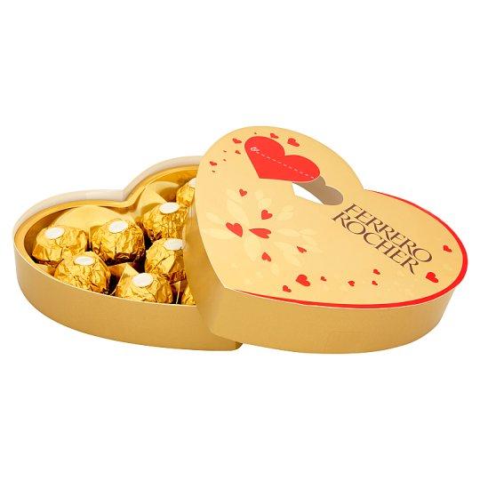 Ferrero Rocher Heart Valentine's Box of Chocolates 125G Only £3 @ Tesco from 6th Feb
