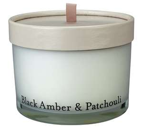 Multiwick Candle - Black Amber & Patchouli £2.99 @ Argos