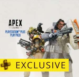 Apex Legends. FREE PlayStation Plus Play Pack