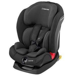 Halfords Maxi-Cosi Titan Child Car Seat with built in Isofix Base