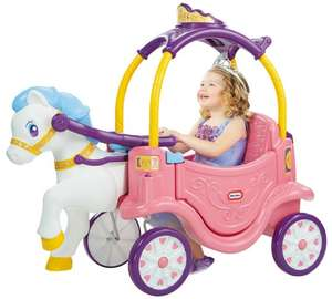 Little Tikes Princess Horse and Carriage £69.99 @ Argos