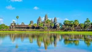 Return flight to cambodia only £323 at travel pirates