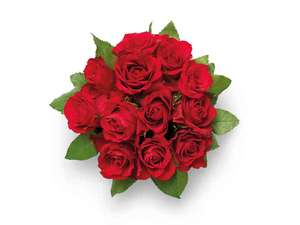 Dozen Sweetheart Roses £4 from 12 Feb (Just in time for Valentines) at LIDL IN STORE