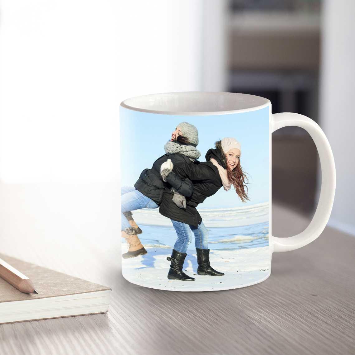 11oz plain white photo mug for £3.50 @ Truprint w/code