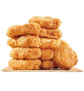 99p for 9 Chicken Nuggets @ Burger King App