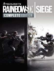Tom Clancy's Rainbow Six Siege Complete Edition - £25.38 @ Steam