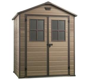 Keter Scala 6x5 Shed - £324.94 @ Argos (+£6.95 Delivery)