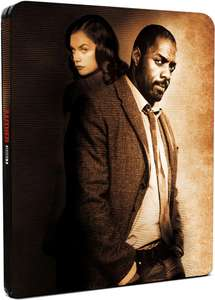 Luther Season 1 Steelbook Blu-ray (Limted to 2000 Copies Only) - £4.99 delivered @ Zavvi