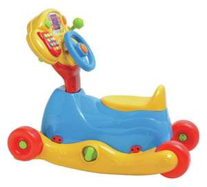 Vtech grow and go ride on £17.99 at Argos free click and collect