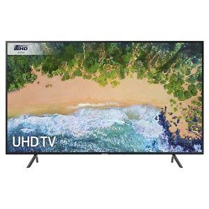 Samsung UE40NU7120 4K Ultra HD Built in WiFi Smart HDR LED TV for £296.65 w/c Delivered @ Ebay (Hughes)