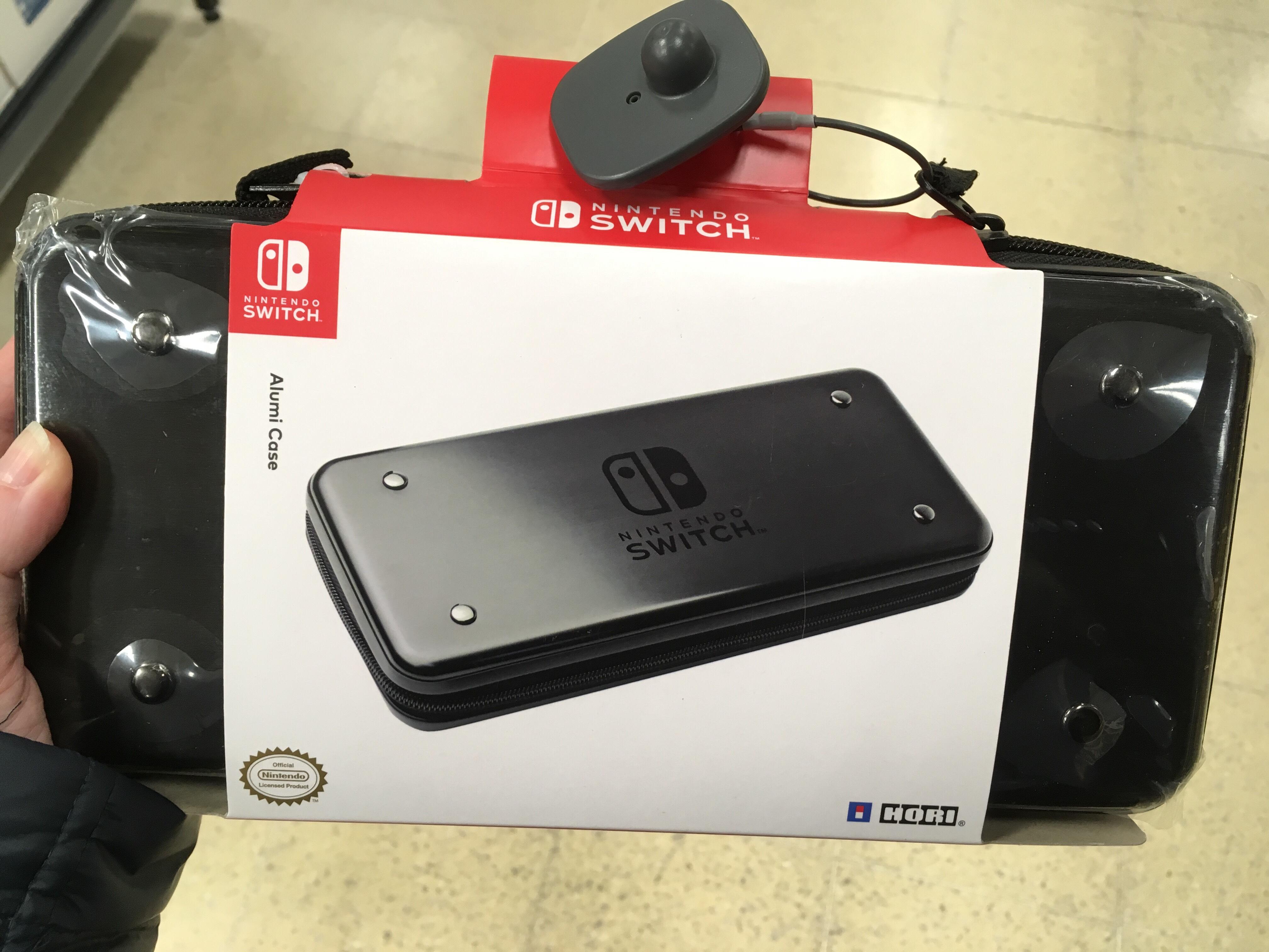 Nintendo Switch Hori Aluminium Case - £10 Instore at Tesco (Risca, Wales)