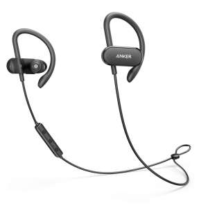 Anker SoundBuds Curve Bluetooth 4.1 Sports Earphones w/ 12.5 Hour Battery £19.99 Prime / £24.48 Non Prime Sold by AnkerDirect and FBA