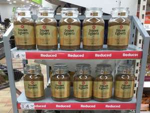 Douwe Egbert pure gold 400g reduced to clear £6 @ Asda in store