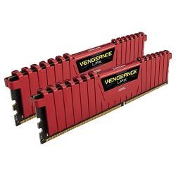 16GB (2x8GB) 3000MHz Corsair Vengeance LPX DDR4 Red Memory C15 £95.99 (+£1.99DEL) £97.98 Aria PC