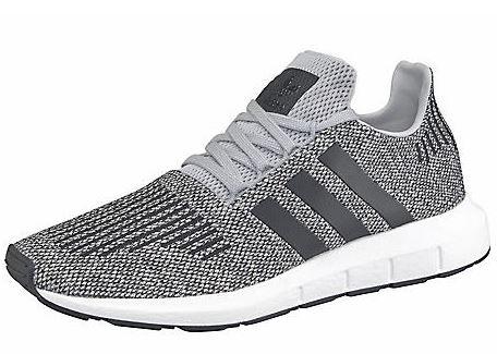 Adidas Originals Swift Run Black/Grey £32 (+ £3.99 delivery) @ Look Again