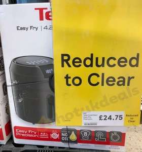 Tefal EY401840 Easy Fry Precision £24.75 instore at Tesco