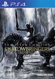 FINAL FANTASY® XIV: SHADOWBRINGERS - COLLECTOR'S EDITION (Now Live!) £179.99 - Square Enix