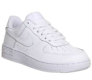 1178fdb61040 CHILDRENS Nike Air Force 1 Low PS 314193-117 - £37.99 (with free