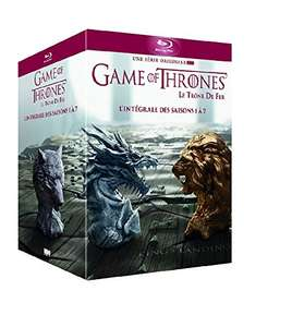 Game of Thrones Seasons 1-7 Blu-Ray Boxset @ Amazon France - £44.74