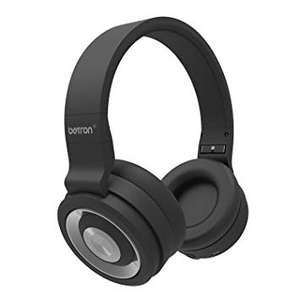 Betron BN15 Bluetooth Headphones, lightning deal £10.82 (Prime) £15.31 (Non Prime) @ Sold by Betron Limited and Fulfilled by Amazon.