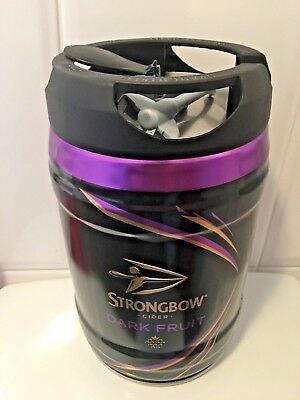Strongbow Dark Fruit 5 Litre Keg - £9.99 Instore @ Home Bargains