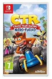 Crash Team Racing - £28.99 @ Base Switch/Xbox One/PS4