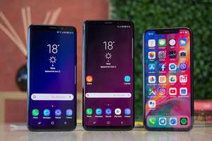 Cheapest Large Data 10GB+ Pay Monthly (free device) Flagship Android Phone Deals