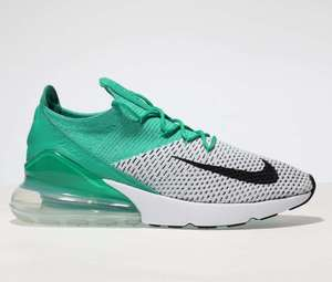 Nike Air Max 270 Flyknit Trainers Now £74.99 (Sizes 4,5,7) @ Schuh