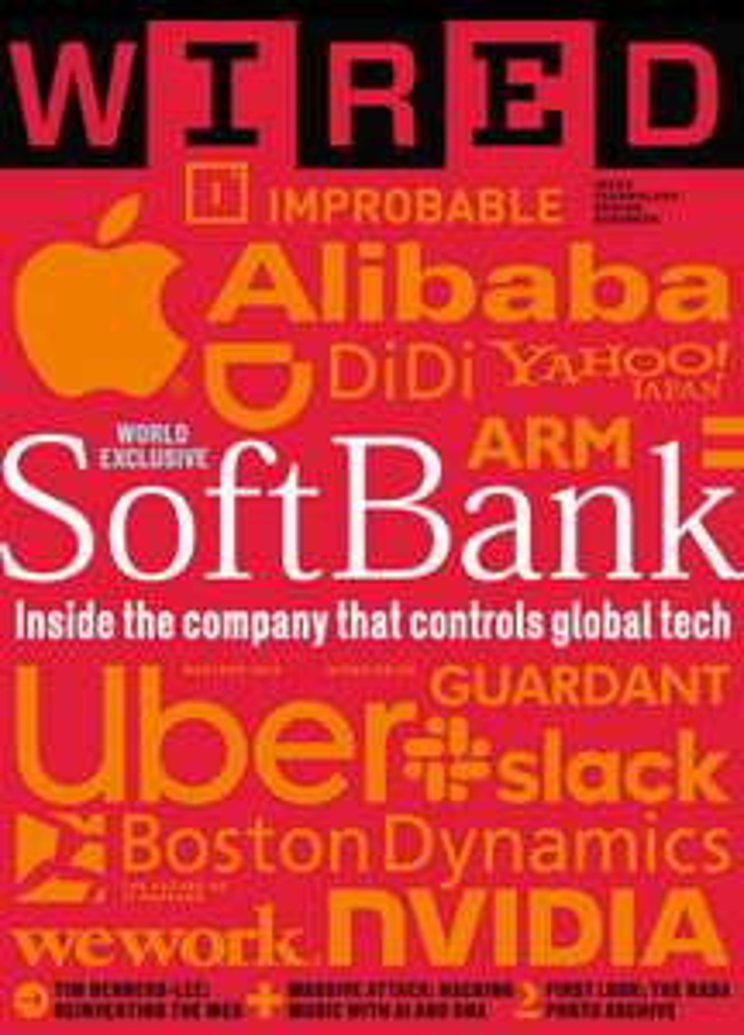 Wired Magazine 1yr Subscription - Print & Digital - £9 @ Magazine Boutique